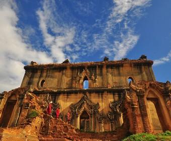 Amarapura-Travel-Mingun-Mandalay-Ananda-Temple-Silk-Road-To-Asia